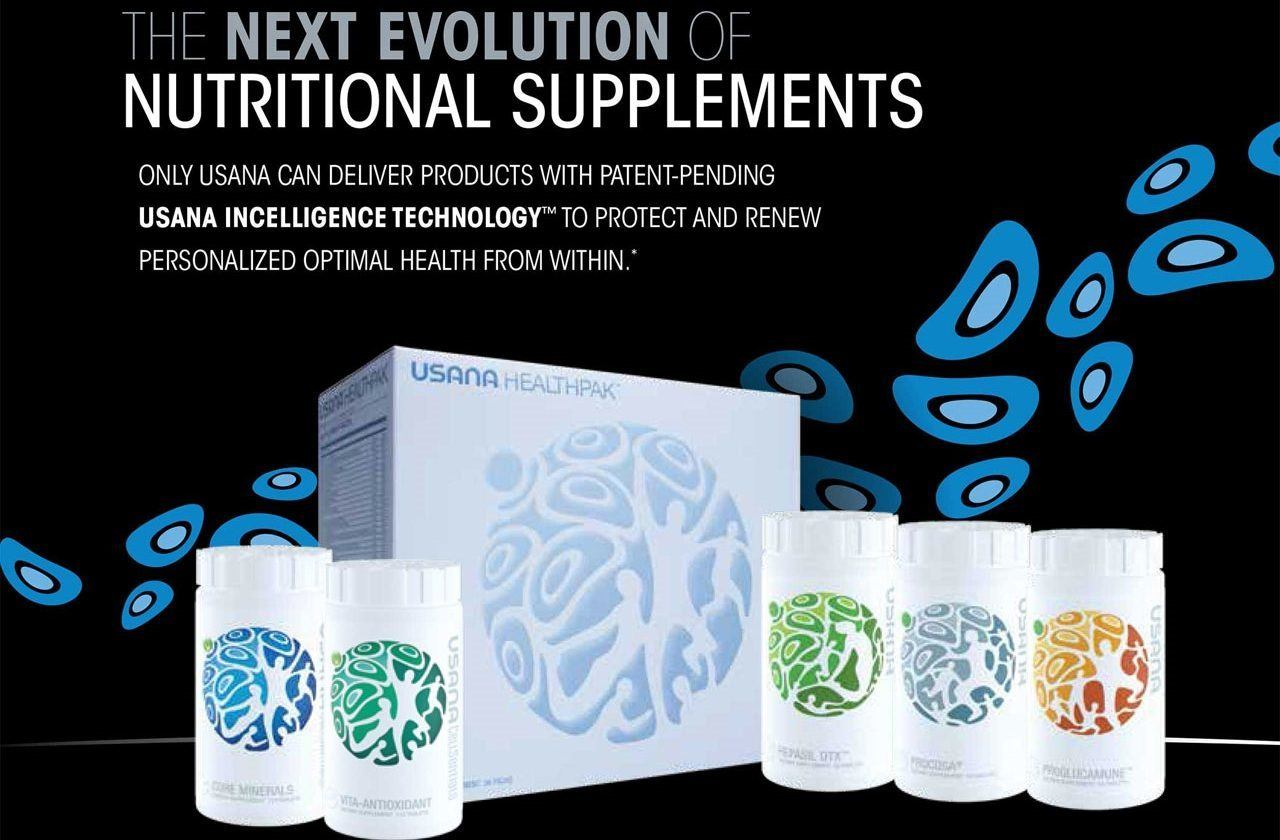 usana cellsentials incelligence
