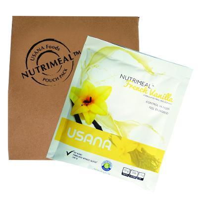 usana nutrimeal single serving vanilla